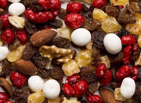 Image de la catégorie Grignotines, mélanges et fruits séchés