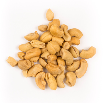 Picture of SALTED MIX (50% PEANUTS 50% CASHEW BUTTS)
