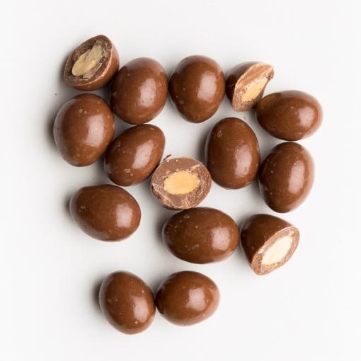 Picture of MILK CHOCOLATE PEANUTS