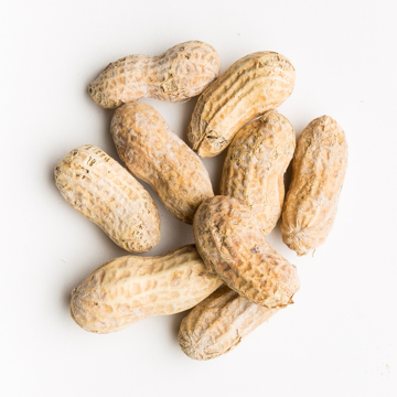 Picture of SALTED PEANUT IN SHELL