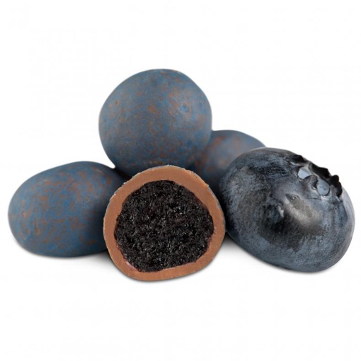 Picture of MILK CHOCOLATE BLUEBERRIES