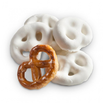 Picture of YOGURT COATED PRETZEL