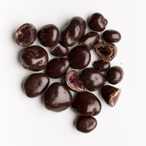 Picture of DARK CHOCOLATE CRANBERRIES