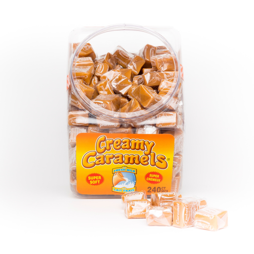Picture of CREAMY CARAMELS