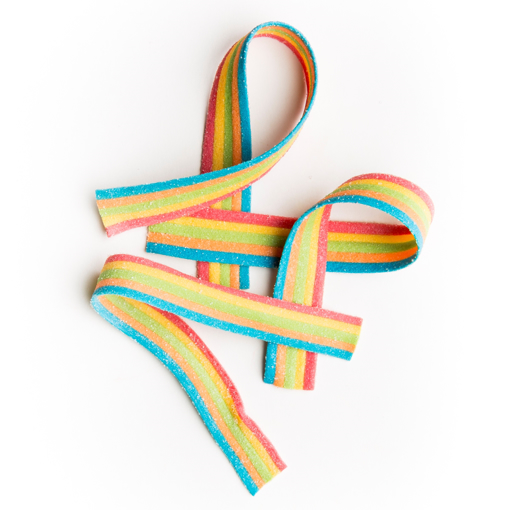 Picture of RAINBOW SOUR BELTS