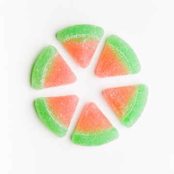 Picture of SOUR  WATERMELON SLICES