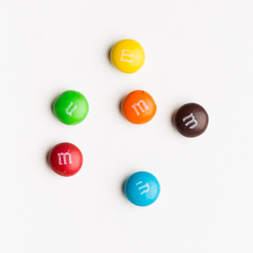 Picture of MINI M&M CHOCOLATE