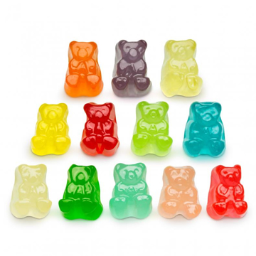 Picture of BEARS CUBS 12 FLAVORS