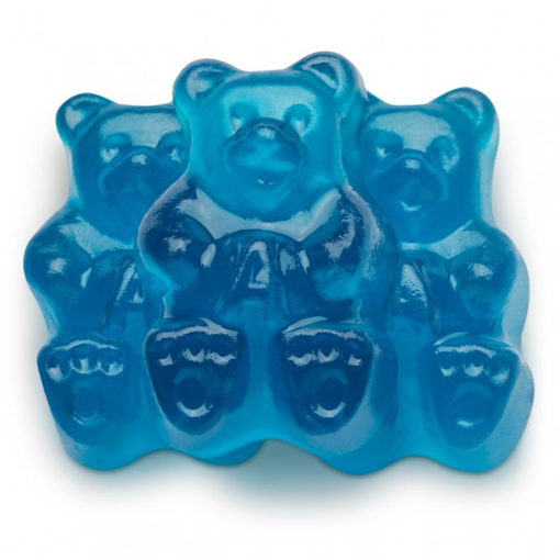 Picture of BLUE RASPBERRY BEARS