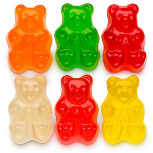 Picture of ASSORTED WILD BEARS 6 FLAVORS