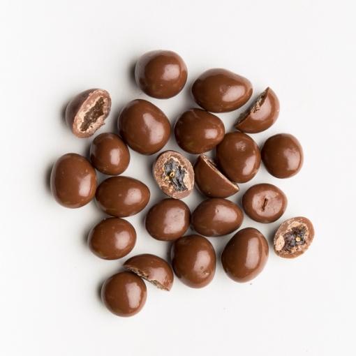 Picture of MILK CHOCOLATE RAISINS