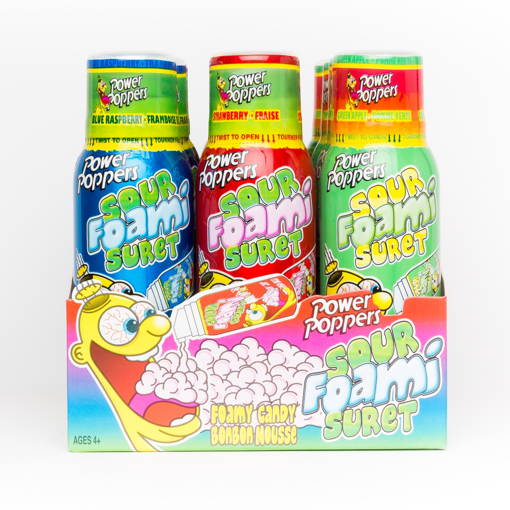 Picture of POWER POPPER SOUR FOAMY