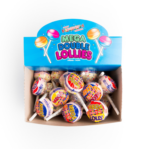 Picture of MEGA DOUBLE LOLLIES