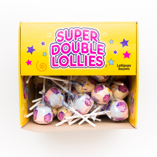 Picture of WRAPPED SUPER DUBBLE LOLLIES