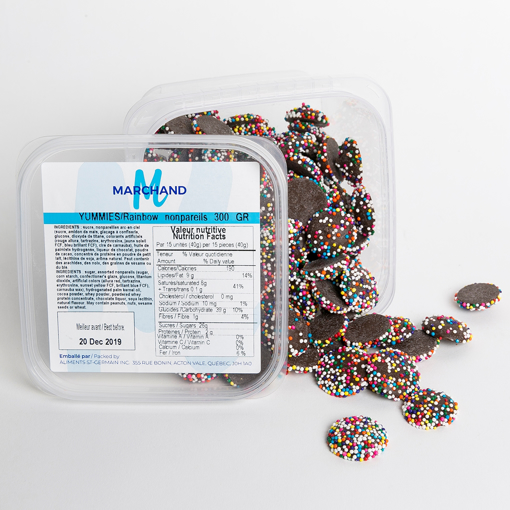 Picture of YUMMIES (MARCHAND 12X300 GR)