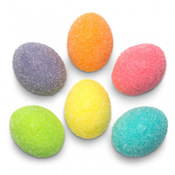 Picture of SANDED EASTER EGGS