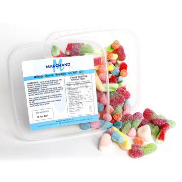 Picture of SOUR CANDY MIX (MARCHAND)