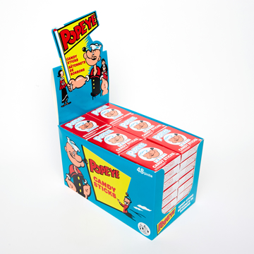 Picture of POPEYE CANDY STICKS