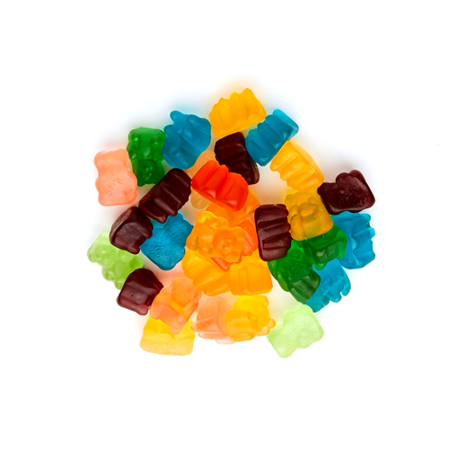 Image sur OURSONS GRIZZLY ASSORTIS  12 SAVEURS