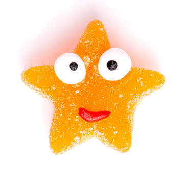 Picture of ORANGE STARFISH