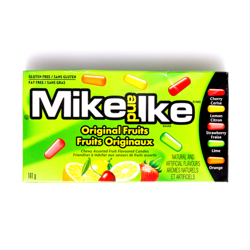 Image sur MIKE AND IKE 12X141.7G