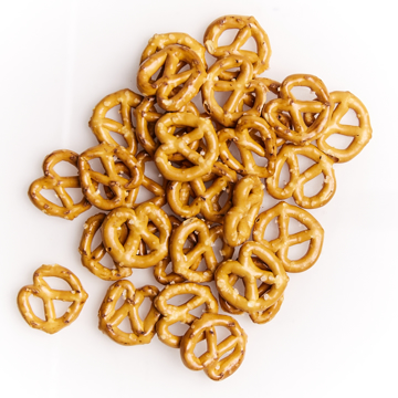 Picture of HEART PRETZELS