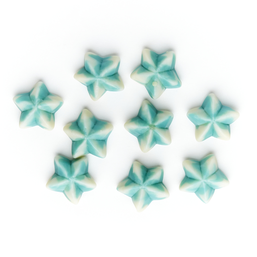Picture of BLUE AND WHITE STAR