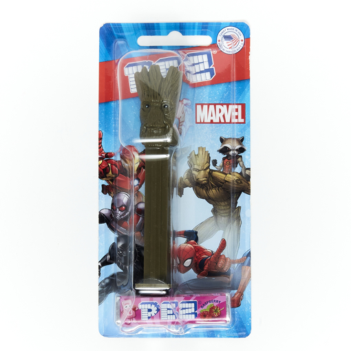 Picture of ASSORTED MARVEL PEZ